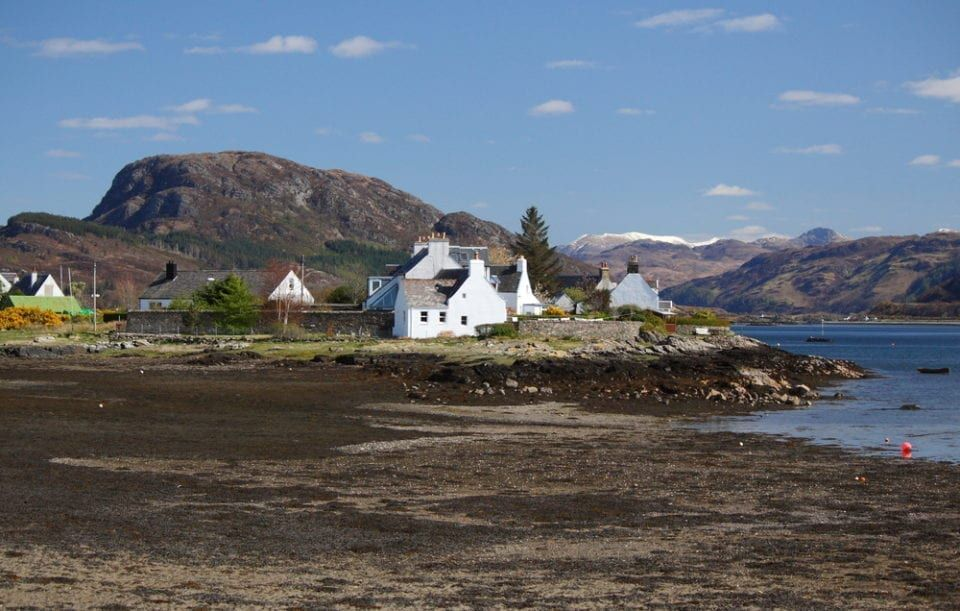 Filming for Hamish Macbeath took place in Plockton