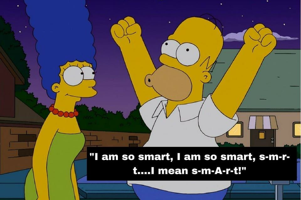 100 Of Homer Simpsons Most Hilariously Hair Brained Quotes