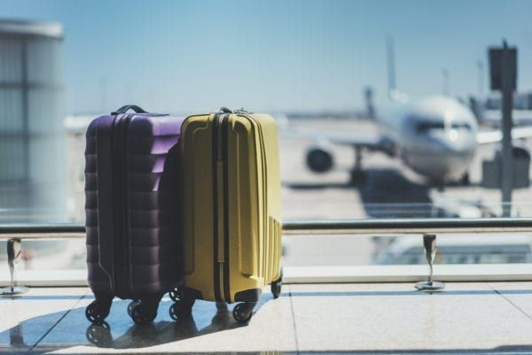 Tip: Take a photo of your suitcase to help airline staff locate it if it does go walkabouts (Photo: Shutterstock)