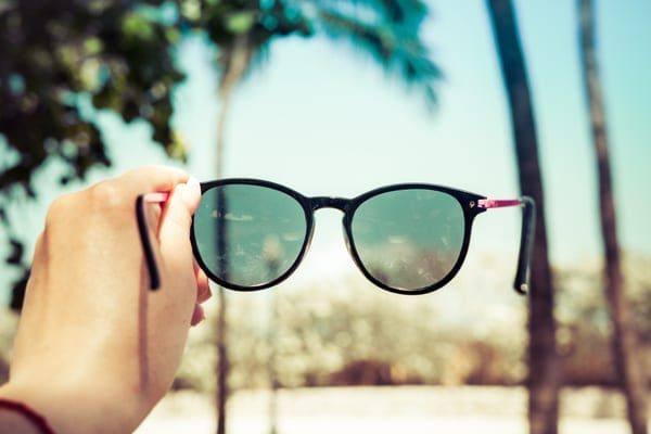 Seventy-eight per cent of people are unconcerned about the sun's effect on their eyes (Photo: Shutterstock)