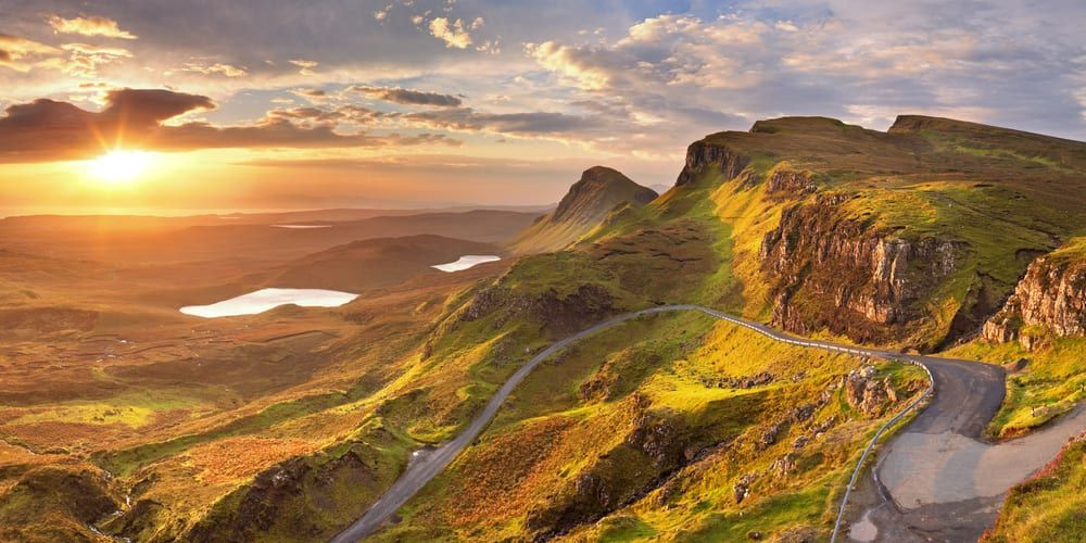 The Quiraing features in The BFG