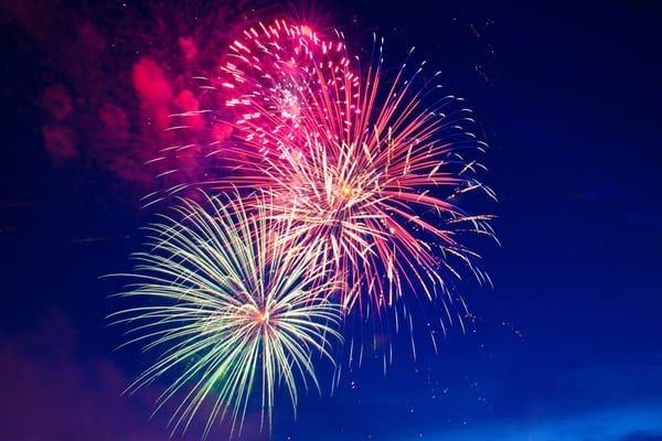 Fireworks laws in the UK - and what to do if someone sets