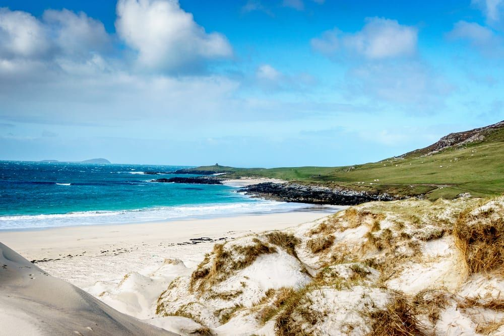 Katie Morag was filmed on the Isle of Lewis