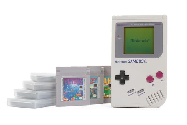 Gameboys and Tamagotchi's were toy favourites during the 1990s (Photo: Shutterstock)