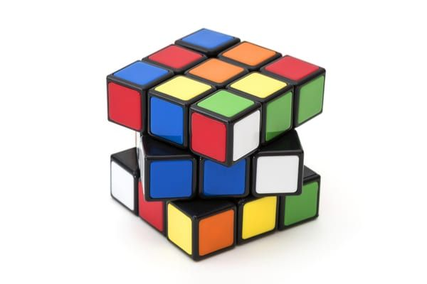 The Rubik's Cube was one of the most popular toys of the 1980s (Photo: Argos)