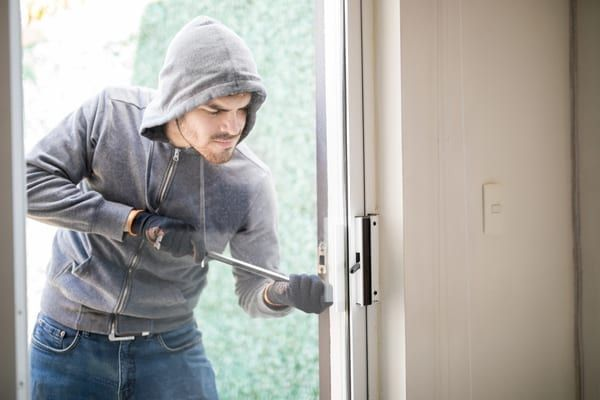 Many insurers refuse to pay out if house keys are 'left in view', or if there's no evidence of evidence of 'force', 'violence' or a 'break-in' (Photo: Shutterstock)