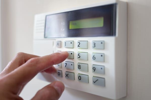 44 per cent of Brits failed to take any precautionary measures to protect their homes, such as installing a house alarm (Photo: Shutterstock)