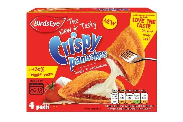 Birds Eye is offering the chance for consumers to claim their money back if they are unhappy with the taste (Photo: Birds Eye)