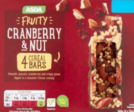 Customers who purchased the product have been urged not to eat it as it could cause extreme food poisoning symptoms (Photo: Asda)