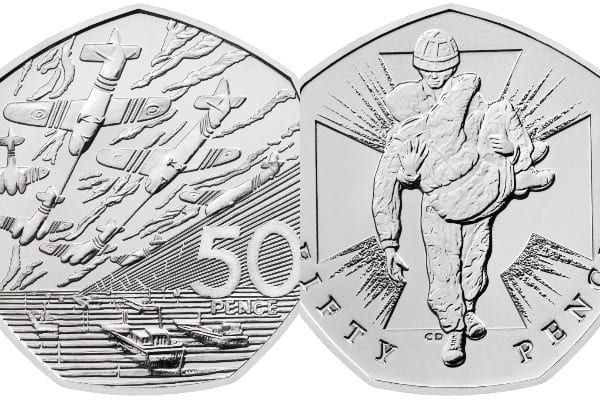 The commemorative set will be available in a range of precious metal, base proof and brilliant uncirculated finishes (Photo: Royal Mint)