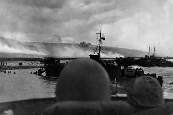 Forces on D-Day primarily consisted of American, British and Canadian troops (Photo: Shutterstock)