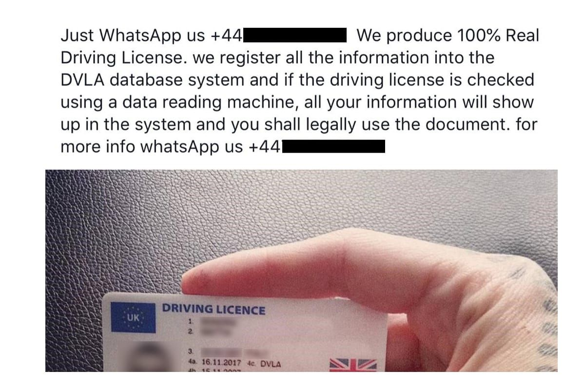 DVLA warns drivers to beware of these online scams