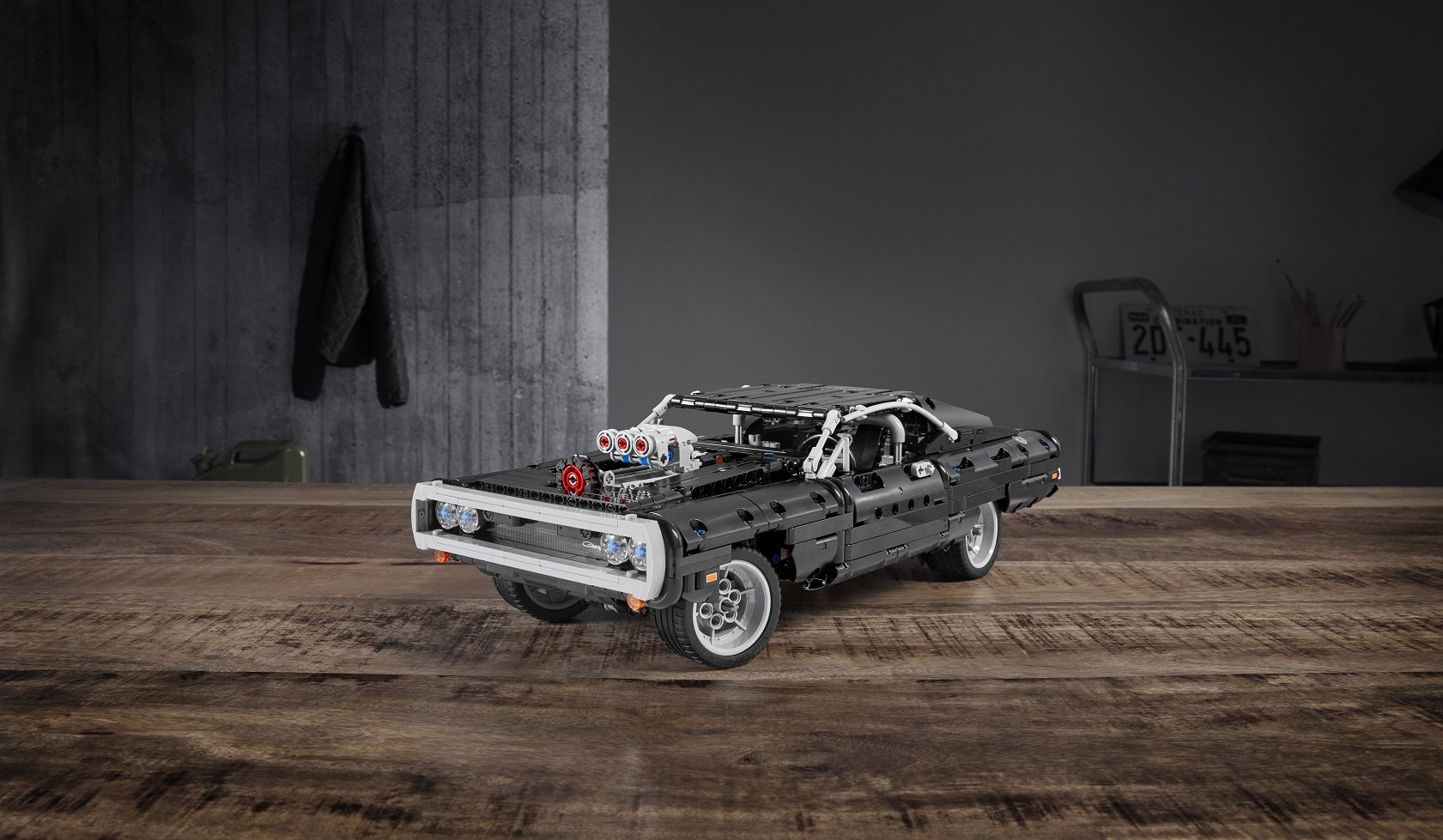 Lego gets Fast and Furious with Dom Torreto's Dodge Charger