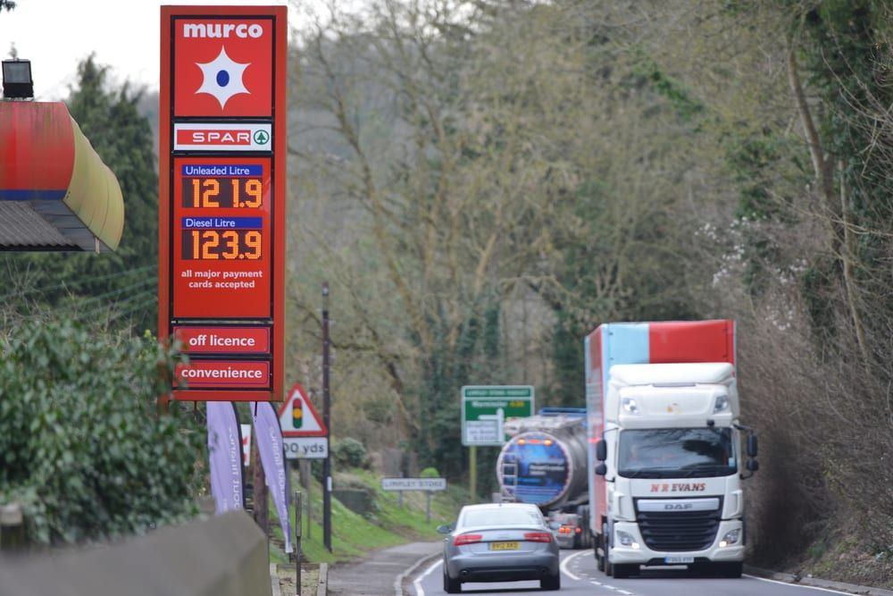 Petrol stations 'will be forced to close' as fuel prices plummet