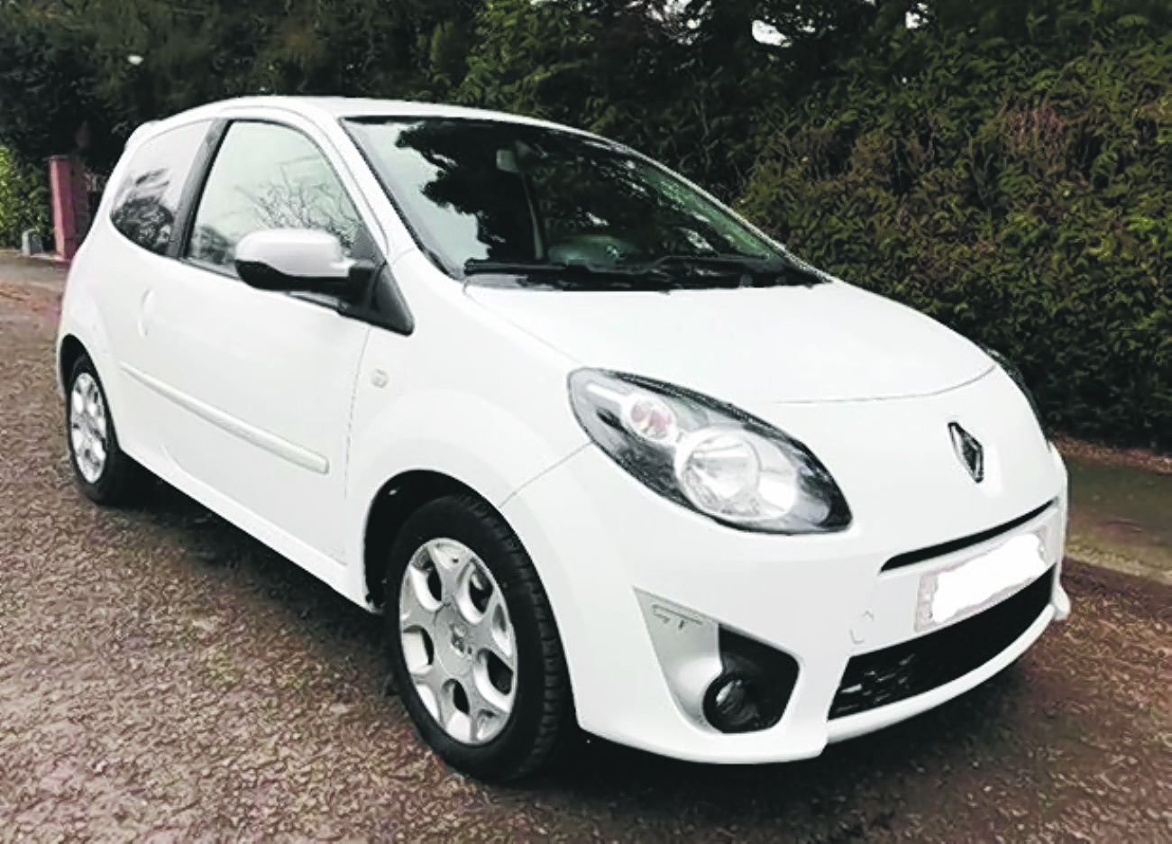 RENAULT TWINGO FREEWAY 2010