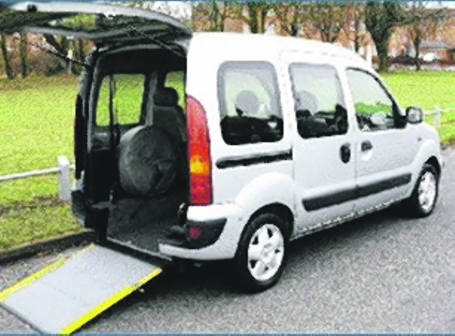RENAULT KANGOO AUTHENTIQUE 2006
