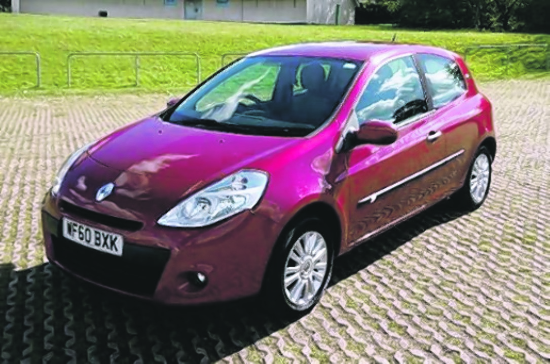 Renault Clio I Music TCE 2010