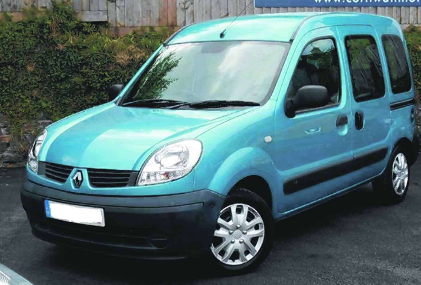 Renault Kangoo Authentique . 2008