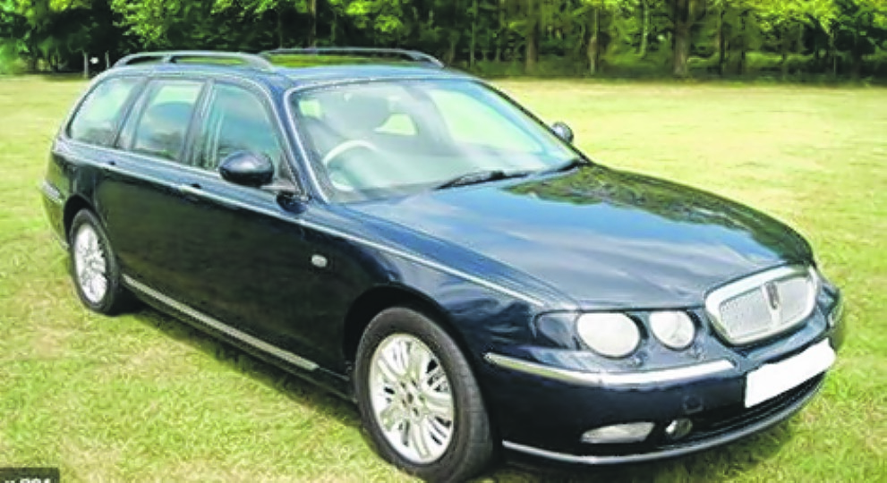 Rover 75 touring 2L . 2002