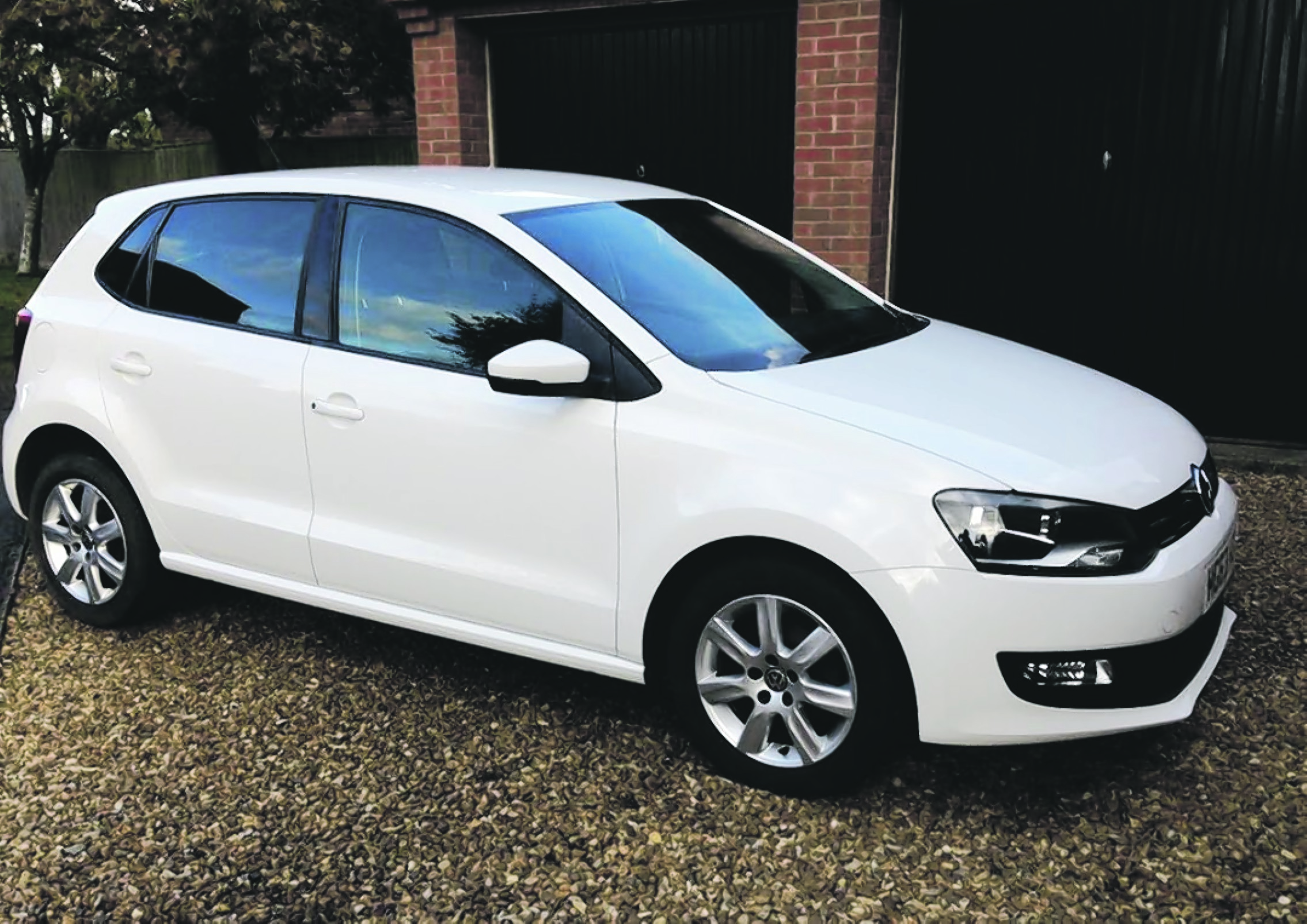 Volkswagen  Polo Match Edition . 2014